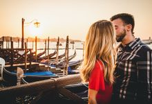 Engagement in Venice photographer by CB Photographer Venice