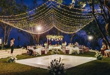 Zhang Jianfeng and Zou Wenying Wedding by Bali Wonderful Decor