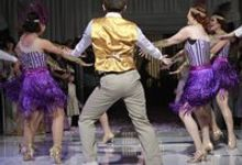 Daniel & Jane's Wedding with 20's theme by onFrame Dance Management