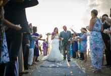 THE WEDDING - BRETT & ANASTASIA by Aditi Niranjan Photography