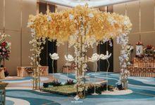 The Wedding of Arum & Luthfi by Sky Wedding Entertainment Enterprise & Organizer