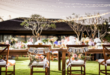 Our Wedding Project by BALI STAR WEDDING PLANNER
