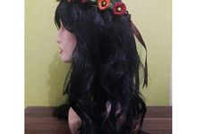 Flower Crown / Bando Bunga / Mahkota Bunga by Estrella Flower Crown