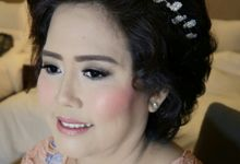 Makeup & Hair Do For Mom Of the Bride & Groom by MarisaFe Bridal