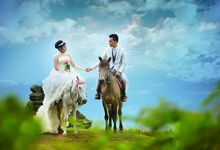 Denna & Gery by 3X Photographer