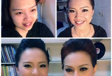Instagram project by Shirley Make Up Artist