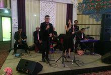 Daniel Eva wedding day by Serenity wedding organizer