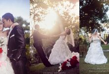 Intan & Dika Prewedding by Suryopras Photography