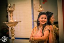 Wedding of Cherry & Saurabh by The Candid Clix India