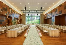 Wedding Lunch at The Auditorium by Changi Cove Singapore