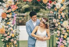 Cold Cut Production Styled Shoot by O'hara Weddings