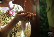 Wedding DHANA+ADELIA by Apple Project