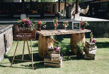 Wedding Styling at Chalina Estate by baliVIP Wedding