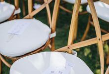 Wedding Styling at Pandawa Cliff Estate by baliVIP Wedding