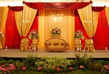 Decoration by d'bagus wedding planner