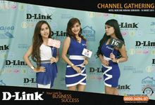 10 Maret 2015 - D-Link International Channel Gathering by UniquePhotoCard | Photo Booth / Photo Corner Surabaya