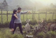 Dewi & Tyo by Depictue | Begins From Story