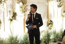 MC Engagement Seribu Rasa Gunawarman Jakarta - Anthony Stevven by Anthony Stevven