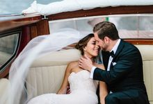 Romantic Wedding in Lake Como by Elena Panzeri Makeup & Hair Artist