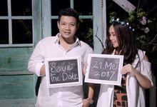 Prewedding Photo Of Lia & Heykal by CARI WEDDING ORGANIZER