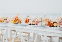 Style Shoot at Cafe Del Mar by The Wedding Mood