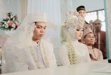 Wedding Sri & Rival by Clickdot Photography
