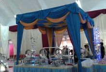 Pernikahan Tirana dan Mahendra Data by ORO Organizer