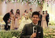 MC Wedding holiday Inn kemayoran Jakarta - Anthony Stevven by Anthony Stevven
