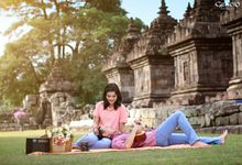 Prewedding Eka & Arief by Gracio Photography