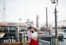 Selwyn Vitri | Japan Engagement Session by Carol by PYARA