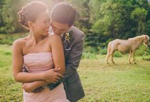 Martha & Nino by Bash Grandeur Weddings & Events