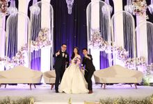 MC Wedding Intimate Ritz Carlton Pacific Place Ballroom - Anthony Stevven by Anthony Stevven