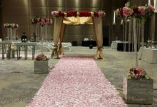 Wedding of Cece & Susy by Novotel Tangerang