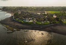 Beautiful view from the sky by Anapuri Villas Bali
