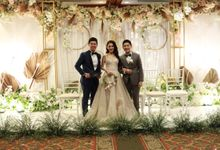 MC Intimate Wedding At Mercantile Jakarta - Anthony Stevven by Anthony Stevven