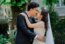 The Wedding of Felik & Shella  by Favor Brides