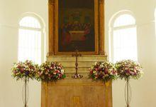 Church Wedding - Armenian Church by The Olive 3 (S) Pte Ltd