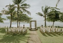 Arch inspiration by Amazing Bali Events