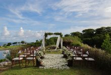 wedding Ceremony and dinner reception by Bukit Pandawa Golf & Country Club