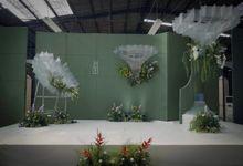 Floralscape Forming by Studio Kure-Kare-Ka