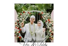 Icha & Valdy Wedding | 12.12.2020 by Cerita Kinarya