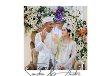 Sandra & Andre   09 Januari 2021 by Cerita Kinarya