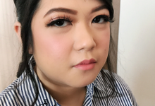 Make up for bridemaids  by cerrytan