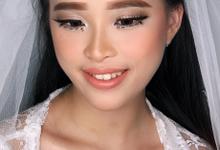 Make up for bride by cerrytan
