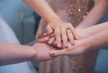 Briggs-Liddell Wedding by C'est La Vie Photographie