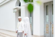 the wedding of Bella & Bustomi by Aleshapic