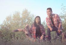 Nopi & Adin by Egot Photography