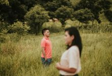 Prawedding of Ellyana & Wahyu by alienco photography