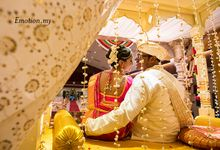 Ceylonese Wedding of Jeewadas & Sivashni by Emotion in Pictures by Andy Lim