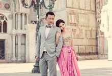 Friscilla and Hendra by Palapa International